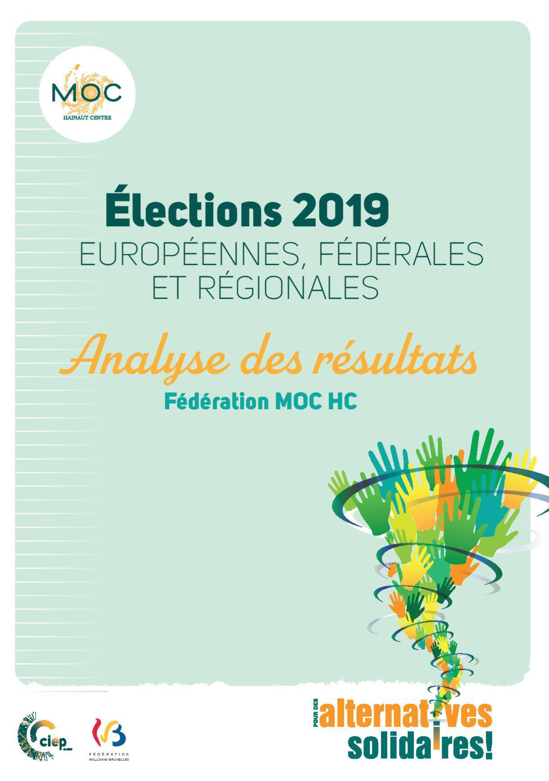 document analyse elections 2019 1